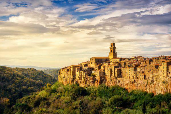 Pitigliano, Toscana (iStock)