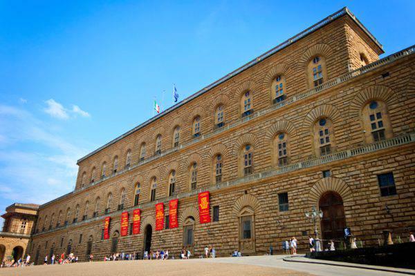 Palazzo Pitti, Firenze
