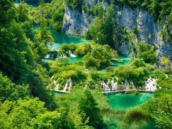Laghi di Plitvice, Croazia (iStock)
