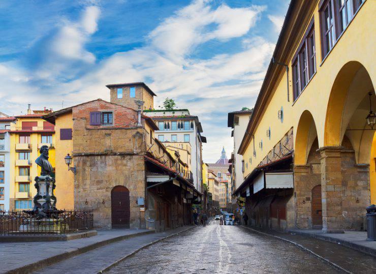 Ponte Vecchio a Firenze (iStock)