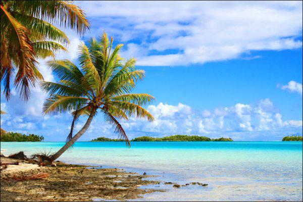 Atollo di Rangiroa, Isole Tuamotu, Polinesia Francese (iStock)