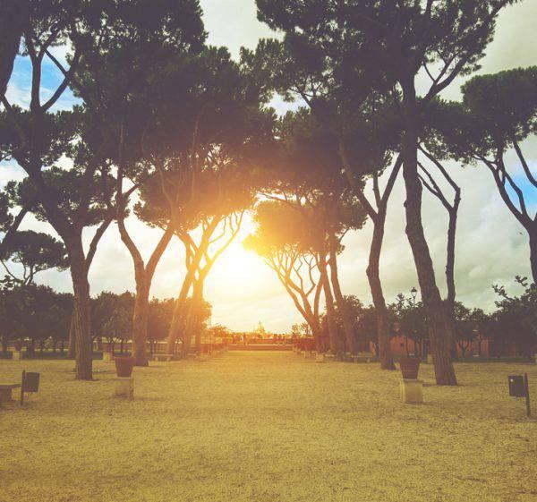 Roma, Giardino degli Aranci (iStock)