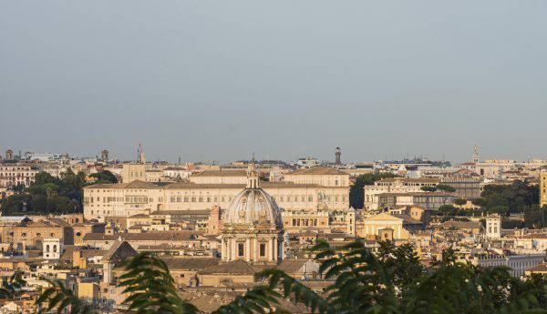 Roma vista dal Gianicolo (iStock)