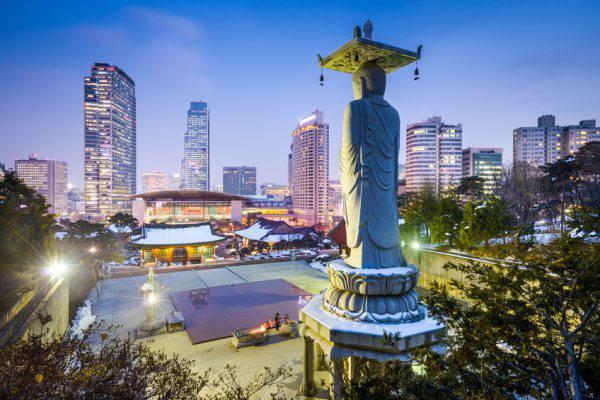Seoul (iStock)