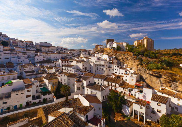 Setenil de las Bodegas, Spagna (iStock)