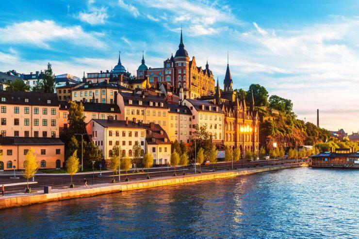 Stoccolma, città vecchia (iStock)