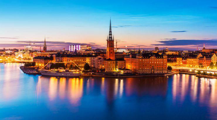 Guida della Svezia Stoccolma