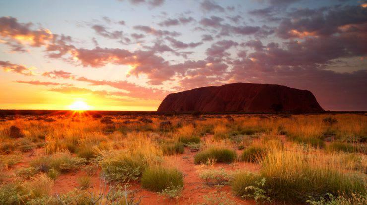 Uluru, Australia (iStock)