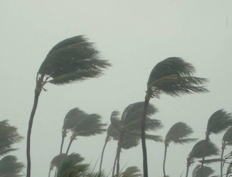 uragano in vacanza