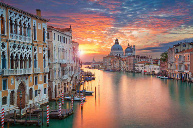 Canal Grande a Venezia (iStock)