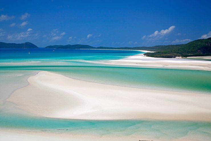 Whitehaven Beach, Whitsunday Islands, Australia (iStock)