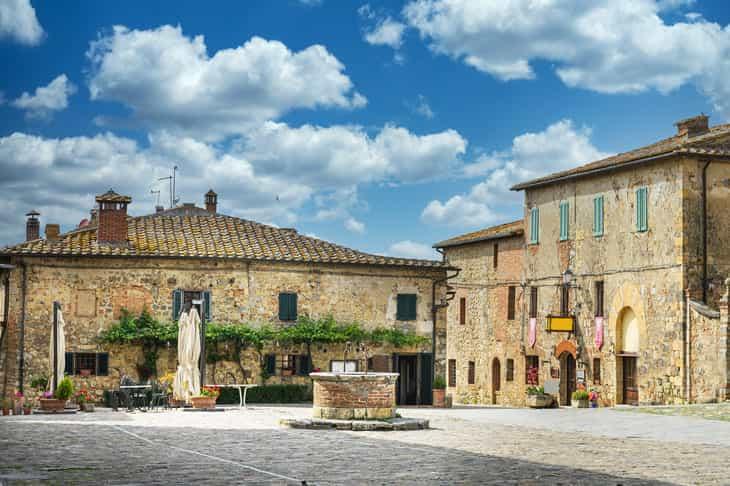 borgo monteriggioni