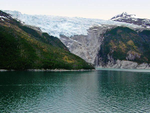 Terra del Fuoco, Parque Nacional Alberto de Agostini, Canale Beagle, Cile (Inconsequential, CC BY-SA 3.0, Wikipedia)