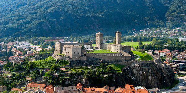 Castelgrande di Bellinzona (Wikpedia)