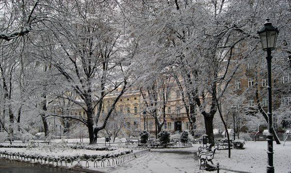 Planty Park, Cracovia (Zygmunt Put Zetpe0202, GFDL, Wikicommons)