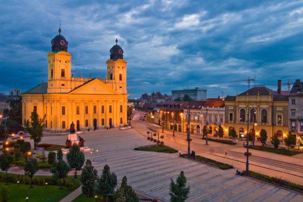 Debrecen, Ungheria (iStock)