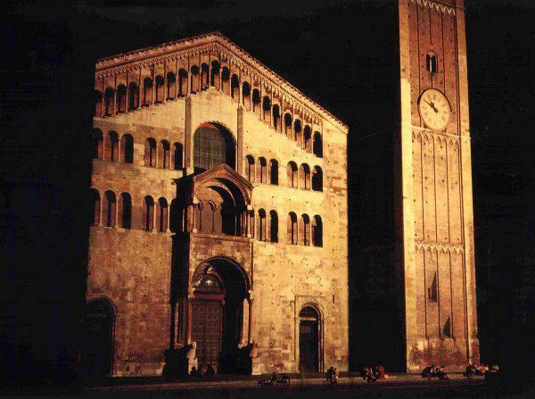 Duomo di Parma (Giuseppe Gabelli, Wikicommons)