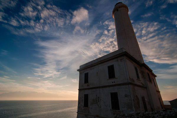 Faro della Palascia di Otranto (Linosalento, CC BY-SA 3.0, Wikipedia)