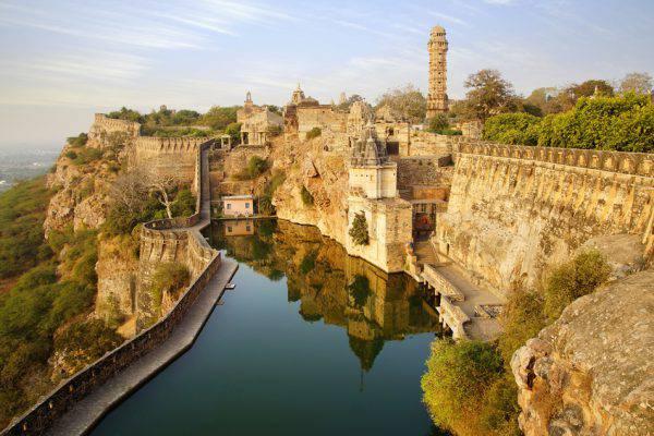 Forte di Cittorgarh, Rajasthan, India (iStock)