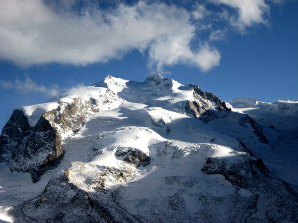 Monte Rosa, Punta Dufour (Wikipedia)