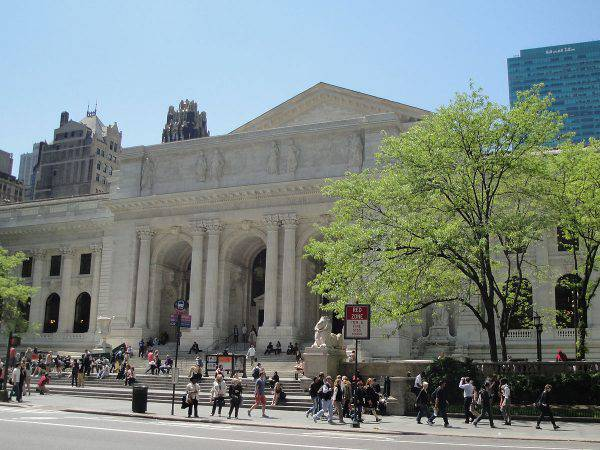 New York Public Library (Wikipedia)