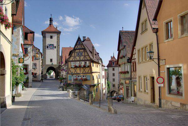 Rothenburg ob der Tauber (Wikipedia)