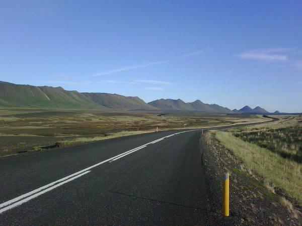 Route 1, Islanda (Di Pietro, CC BY-SA 3.0, Wikipedia)