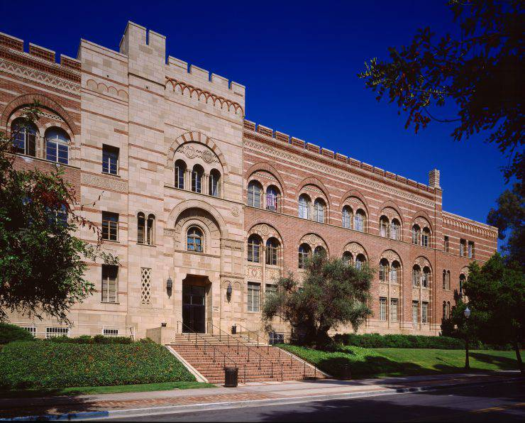 The Humanities Building is one of the four original buildings on campus (1929). It was known as Physics-Biology until 1964, then as Kinsey Hall from 1964 to 2004.