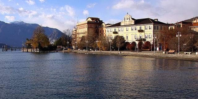 Verbania, Municipio (Alessandro Vecchi, CC BY-SA 3.0, Wikipedia)