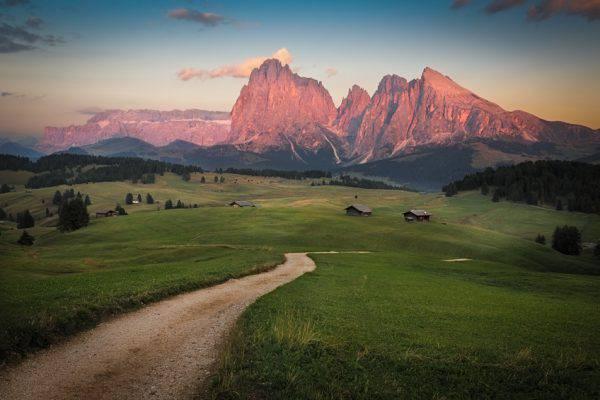 Alpe di Siusi e Sassolungo, Alto Adige (iStock)