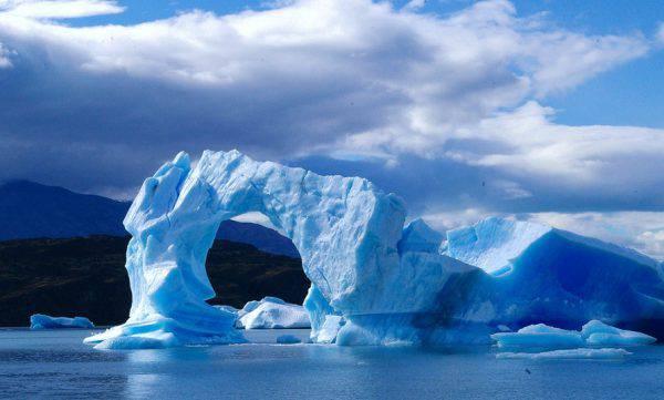 Antartide, iceberg (iStock)
