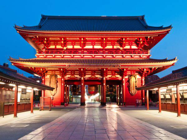 Tempio di Asakusa, Tokyo (iStock)