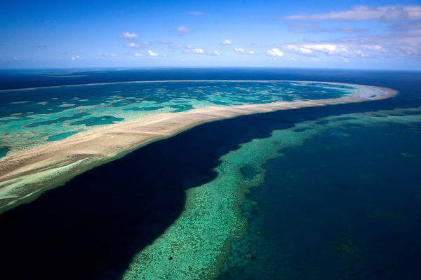 La Grande Barriera Corallina, Queensland, Australia (iStock)