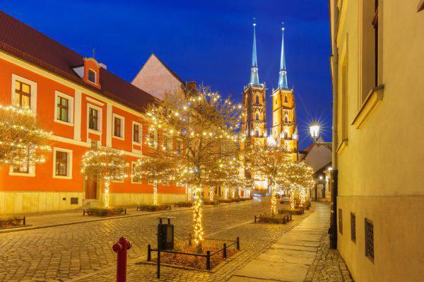 Breslavia a Natale (iStock)
