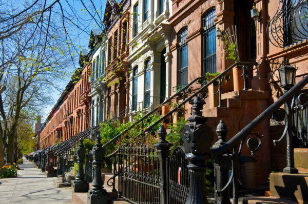 Brooklyn, case di Park Slope (iStock)