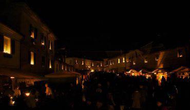 Festa delle Candele di Candelara, Pesaro (www.candelara.com)