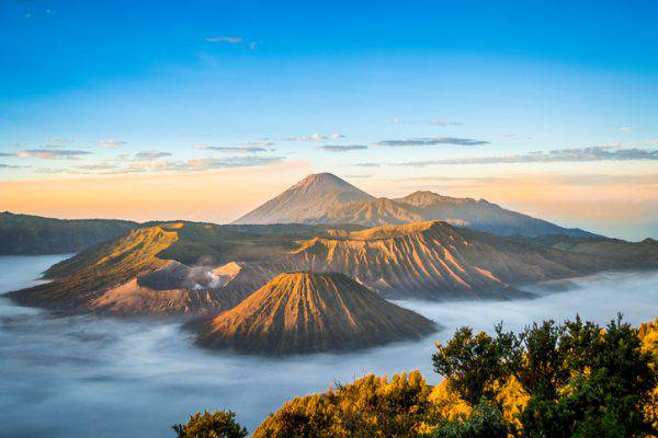 Giava, Indonesia, Monte Bromo (iStock)