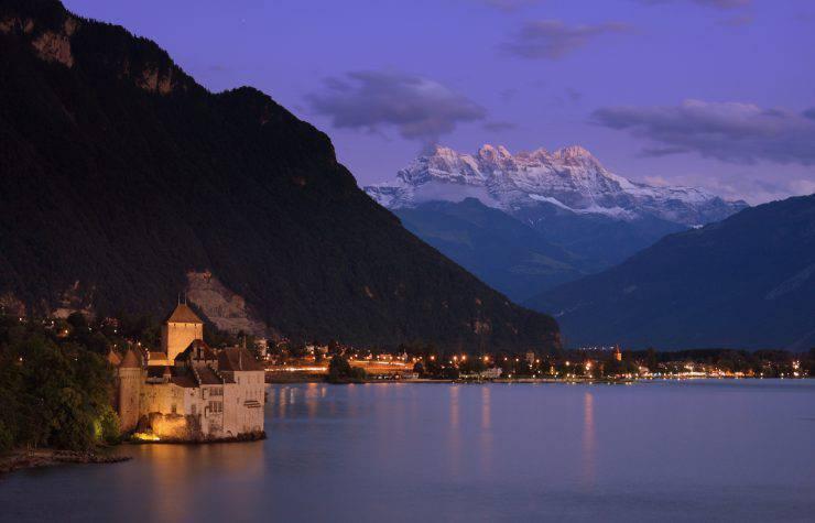 Lago di Ginevra