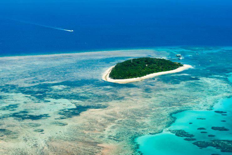 Green Island, Grande Barriera Corallina, Australia (iStock)