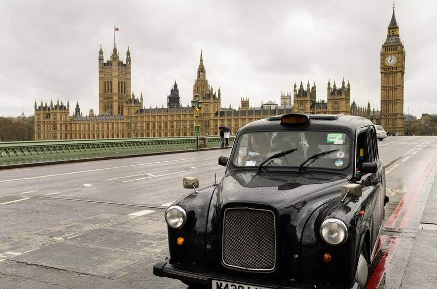 Black Cab Londra