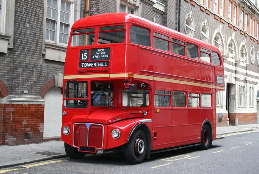 Londra Double Decker Bus