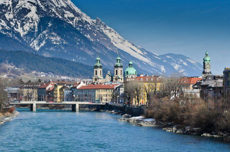 Innsbruck, Austria (iStock)