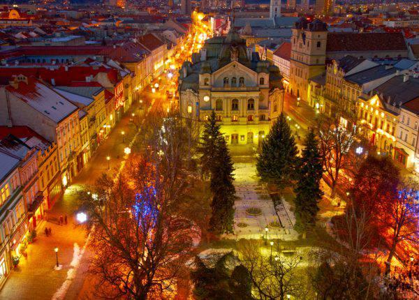 Kosice, Slovacchia (iStock)
