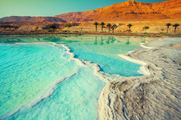 Mar Morto (iStock)