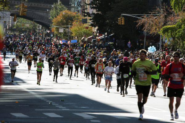 Maratona di New York (iStock)