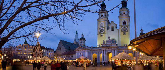 Mercatino di Natale di Bressanone (Foto www.weihnacht-brixen.com)