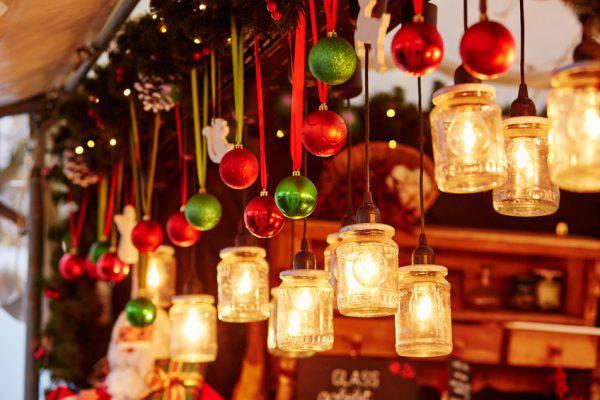 Mercatino di Natale (iStock)