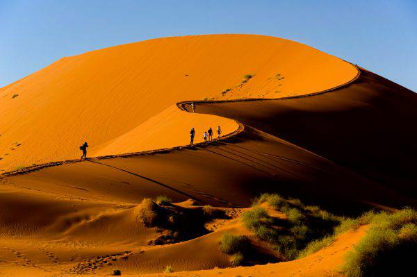 Namibia, Sossusvlei, Naukluft National Park (iStock)