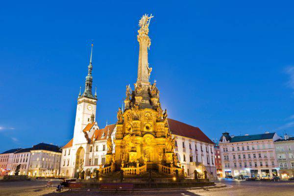 Olomouc, Repubblica Ceca (iStock)