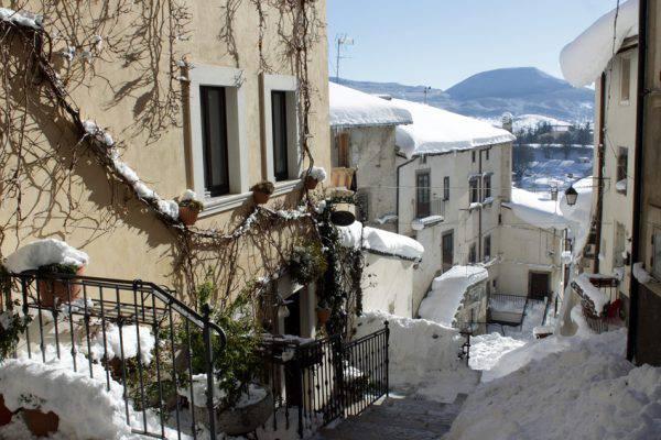 Psecocostanzo, Abruzzo (iStock)